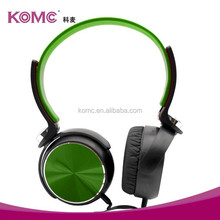 Best quality stereo bone conduction headphone 3.5mm connector headsets for mobile phone MP3 player