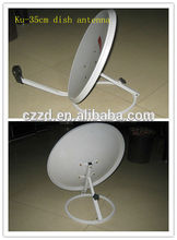 Tipo Horizontal banda KU 35 cm receptor de la tv