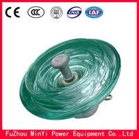 High Voltage Glass Isolator