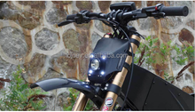 DENZEL GROSS XL electric bike 72V 3000W with lithium battery 2880 Wh plus PASS CE