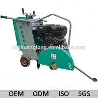 "7""cut 500mm saw concrete cutting machine with cranking handles"