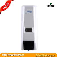 surface mount liquid lavatory cleaning soap dispenser hand press type