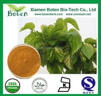 1-deoxynojirimycin with mulberry leaf powder