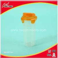 2015 hot selling plastic filter sports water bottle shantou factory