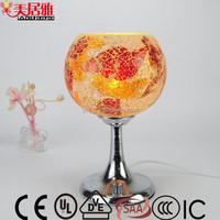 meijuya wholesale electric fragrance oil lamps small decorative oil lamps mosaic fragrance lamp MA6082