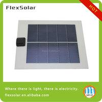 China Factory 5V Portable Solar Panel