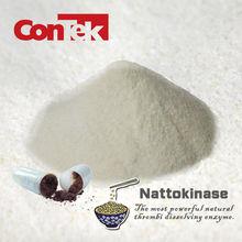 herbal drug product blood pressure monitor natto extract nattokinase 20000fu powder