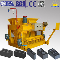 Hot sale ! DMYF-6A hollow standard block making machinery in Madrid