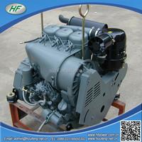 Deutz F3L912 3-cylinder air cooled diesel engine 40hp