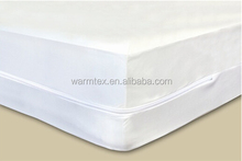 valued bed bug Zip style Mattress cover 100% waterproof