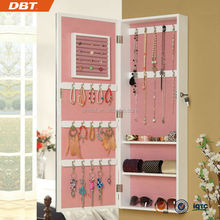 Home furniture wholesaler wall jewelry cabinet