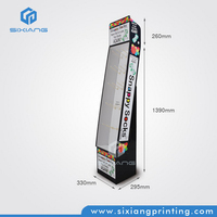 Jewelry Shop Cardboard Display Case for Bracelet, Bracelet Display Case, Jewelry Display Case for Shop