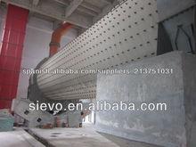 Molino de crudo de la máquina/de cemento molino de crudo/molino de bola de diseño