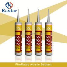 fire resistant crylic acid fluid sealant