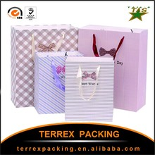 Chinese Factory OEM Production Customized Paper Bag