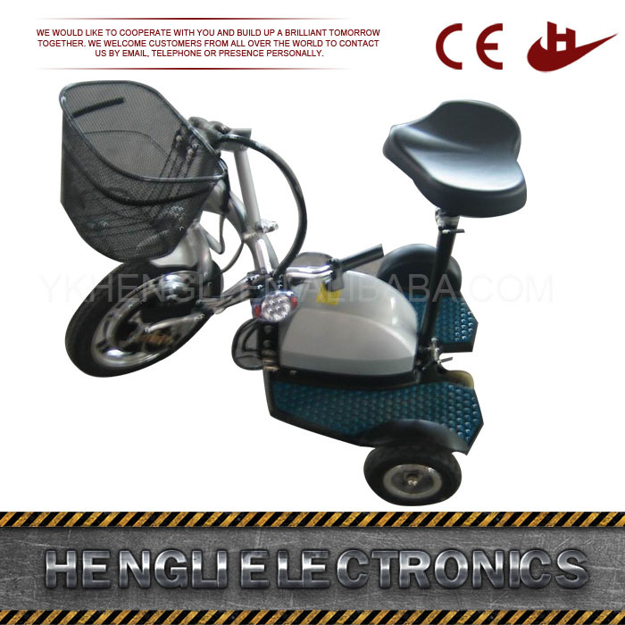 Portable Light Weight Cheap Electric Scooter