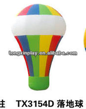 Inflatable toy water filled balls TX3154D