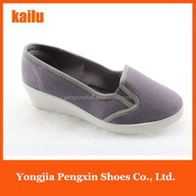 small women shoes latest model casual shoes made in china safety shoes