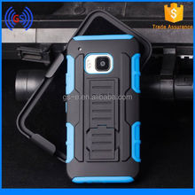 Fashion design Slim Fit Transformer Holster Case with Kickstand heavy duty case for Samsung Galaxy S6 EDGE