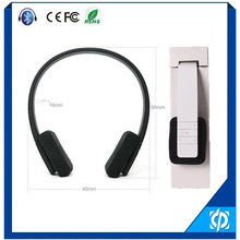 Sports style dual paring bluetooth headset and earphone for christmas gift