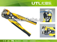 Factory Direct New Electrical Terminal cutting striping crimping hand tools with good quality