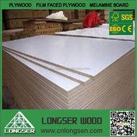 white melamine mdf sheet