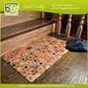 New Design 73.5*44cm new designer rubber mat for floor