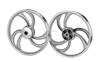 aluminum auto motorcycle steel wheel hub