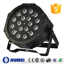2015 Excellent RGB 18 LED DMX Party DJ Disco Bar LED Par Light