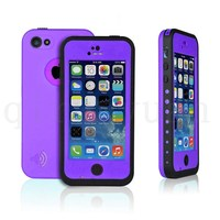 Specializing produce waterproof case for zte blade l2 mobile phone cover,water proof phone case