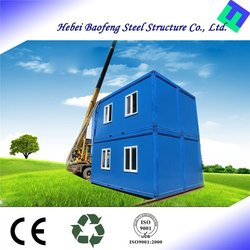 Efficient Cost ready made new type prefabricated houses and villa