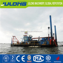 New diesel big capacity cutter suction dredger ship for sale
