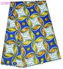 UU007 high quality african wax prints fabric/ankara with different design