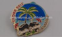 China factory direct lapel pin badge cheap lapel pin badge