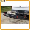 Folding Truck Car Cargo Carrier Basket Luggage Rack Hitch Hauler