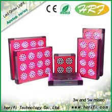 Herifi 300w 400w 600w 1000w hans panel led grow light full spectrum Veg and Flower High par value grow led light for hydroponics