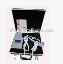 portátil 4 en 1 cuidado de la piel de ultrasonidos derma wand equipo de la belleza