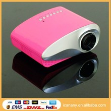 Mini Projector for the Education Support 720P Smart Phone Tablet PC