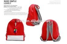 venta caliente little bear pu mochila de los estudiantes y bonita para niños bolsa de hombro