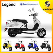 ZNEN 2014 new generation of Legend, the best 50cc and 125 cc Scooter with EEC