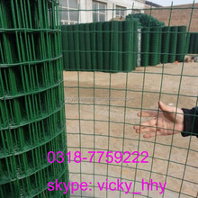 From factory various types best welded pvc coated wire fence