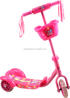HDL-706 Kids series tricycles three wheel kick scooter