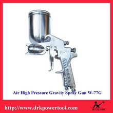 professional new type high quality air compressor spray gun DRKW-77G high pressure air water spray gun AIR Tool spray gun