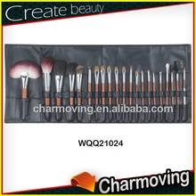 Professional 21Pcs Makeup Brush Set Tools Facial Care Cosmetic Make up Brushes Set With Bag