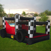Hot Sale Car Truck Residential Inflatable Bouncer Jumping Castle House