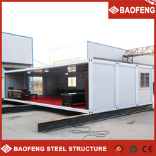 alkaline resisting prefabricated office container/india