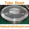 High Precision Forged Tube Sheet with UT Test