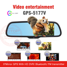 C-max Car GPS Navigation System with High Resolution Camera DVR,different Country Map,Bluetooth,FM Transmitter,MP5