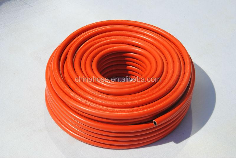 8*14.5mm Nigeria LPG Gas Hose for Gas Cylinder