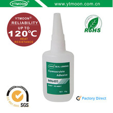 495 Heat Resistant Quick Strong Bond Super Glue